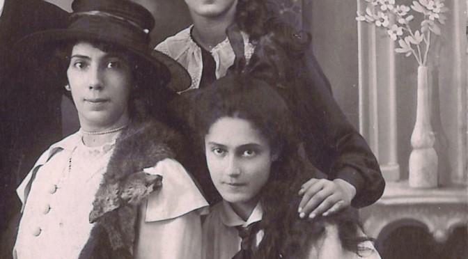 Kobiety_Żydowscy Obywatele Krakowa